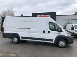 2018 Ram Promaster 3500 HR159EL, 3 PASS, BLUETOOTH, B/CAMERA