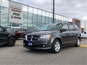 2018 Dodge Grand Caravan Crew Plus FINAL PRICE DROP BEFORE AUCTI