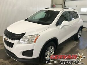 Chevrolet Trax LT AWD Mags Similicuir 2015