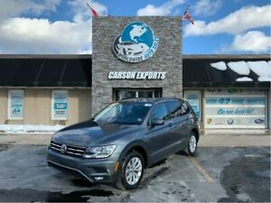 2018 Volkswagen Tiguan LOOK 4MOTION AWD! FINANCING AVAILABLE!