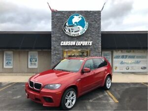 2011 BMW X5 M WOW X5M TWIN TURBO! FINANCING AVAILABLE!