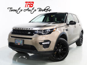 2016 Land Rover Discovery Sport HSE   NAVI   PANO   CAM