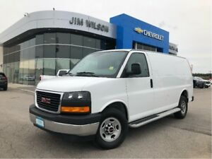 2017 GMC Savana 2500 2500 CARGO V8 AIR POWER WINDOWS/LOCKS CRUIS