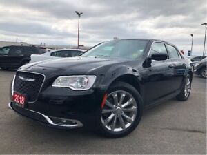 2018 Chrysler 300 TOURING**AWD**LEATHER**BACK UP CAM**ONLY 5690