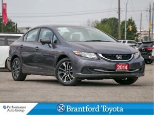 2014 Honda Civic EX, Manual, ONLY 76551 Km's, New Brakes, New Ti