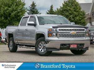 2015 Chevrolet Silverado 1500 LT, Chrome Accents, Trailer Tow, B