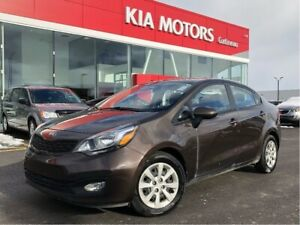 2013 Kia Rio LX+, Safety & ETEST for ON or QC INCL.