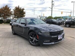 2017 Dodge Charger SXT RALLYE**SUNROOF**BLIND SPOT DETECTION**