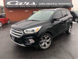 2017 Ford Escape Titanium | NAVI | PANO | 4WD | CAMERA ...