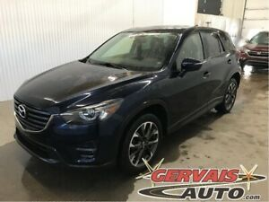 Mazda CX-5 GT AWD GPS Cuir Toit Ouvrant MAGS 2016
