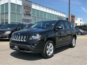 2014 Jeep Compass Sport - AC/POWER LOCKS/ALLOYS/CRUISE CONTROL