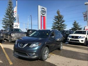 2014 Nissan Rogue SL NAVIGATION! LEATHER!