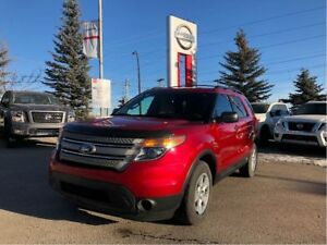 2012 Ford Explorer V6 AWD LOW LOW MILEAGE!!!