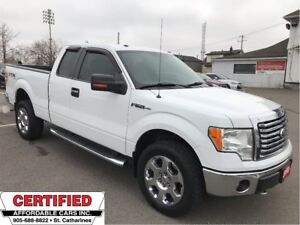 2011 Ford F-150 XLT ** 4X4, CRUISE, TOW PKG **