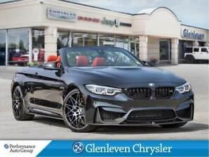 2018 BMW M4 Cabriolet Competition Pkg Automatic