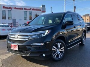 2016 Honda Pilot EX-L  - Leather - Sunroof - Running Boards