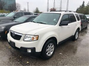 2010 Mazda Tribute GS V6/ CERTIFIED! LOW KMS!