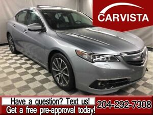 2015 Acura TLX Elite SH-AWD - NO ACCIDENTS/FACTORY WARRANTY -