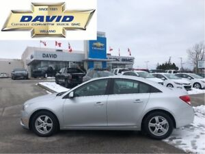 2014 Chevrolet Cruze 2LT/ LEATHER/ SUNROOF/ REAR CAM!!