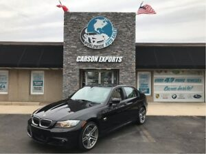 2011 BMW 3 Series WOW 335I W/M SPORT PACK AND XDRIVE! FINANICNG