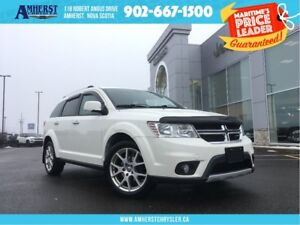 2012 Dodge Journey AWD - 8.4IN TOUCHSCREEN, LEATHER