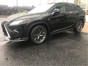 2016 Lexus RX 350 F SPORT 3 PACKAGE