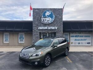 2015 Subaru Outback 2.5i w/Limited & Tech Pkg AWD AND HEATED SEA