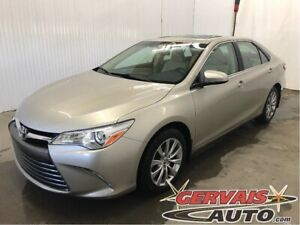 Toyota Camry XLE GPS Cuir Toit Ouvrant MAGS 2017