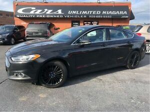 2014 Ford Fusion SE | LEATHER | HEATED SEATS | REMOTE START ...