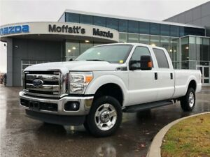 2017 Ford F-250 XLT SUPERCREW 4X4 6.2L V8