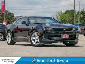 2018 Chevrolet Camaro 1LT, Only 16761 Km's, Proxy Key Entry, Pus