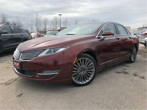 2015 Lincoln MKZ Leather Navigation Sunroof Parking Assist Front