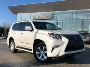 2016 Lexus GX 460 PREMIUM/LEATHER/ROOF/NAV