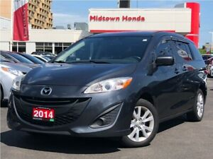 2014 Mazda Mazda5 GS-Very Clean-No Accidents-6 Pass