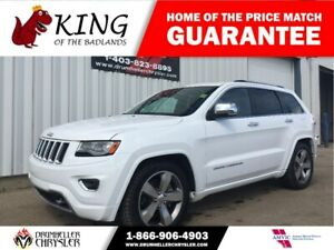 2014 Jeep Grand Cherokee Overland - One Owner!