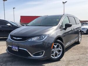 2018 Chrysler Pacifica TOURING L**LEATHER**DVD**PANORAMIC SUNROO