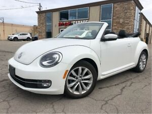 2015 Volkswagen Beetle 1.8 TSI Comfortline LEATHER LOADED