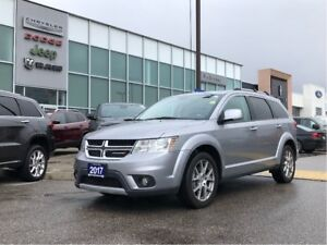 2017 Dodge Journey GT AWD 7 Passenger!