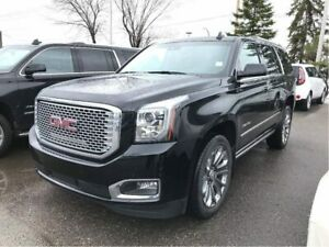 2017 Gmc Yukon Denali | 4X4 | Leather | HTD/AC Seats | Sunroof
