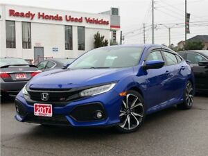 2017 Honda Civic Sedan Si  - Navigation - Sunroof