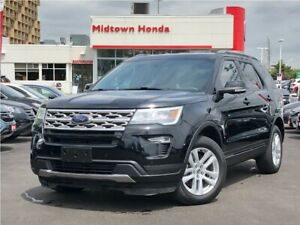 2018 Ford Explorer XLT- 4WD- super clean-like new