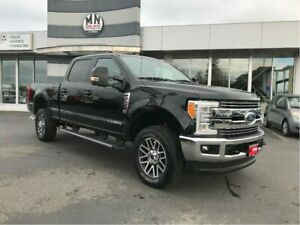 2017 Ford F-350 Lariat FX4 4WD DIESEL NAVI SUNROOF REAR CAMERA O