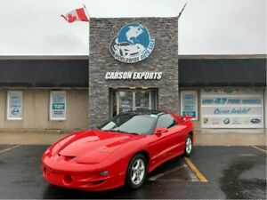 2002 Pontiac Firebird WOW SHARP TRANS AM! DON'T MISS OUT!