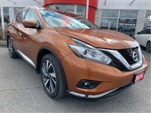 2016 Nissan Murano PLATINUM/ REDUCED REDUCED!!!