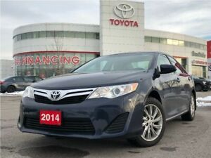 2014 Toyota Camry LE Upgrade - No Accidents / Certified!