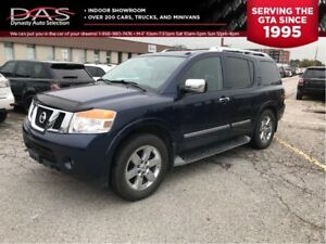 2010 Nissan Armada PLATINUM NAVIGATION/REAR CAMERA/DVD