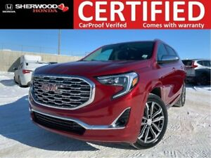 2018 Gmc Terrain Denali AWD | FULLY LOADED | REMOTE START | WIFI