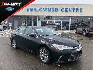 2017 Toyota Camry XLE V6. GREAT VALUE!