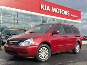 2011 Kia Sedona LX, Safety & ETEST for ON or QC INCL.