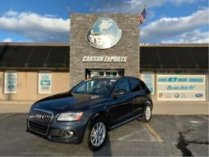 2013 Audi Q5 LOOK 2.0L QUATTRO! FINANCING AVAILABLE!
